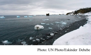 Climate crisis: Antarctic continent posts record temperature reading of 18.3°C (UN News - 20200207)