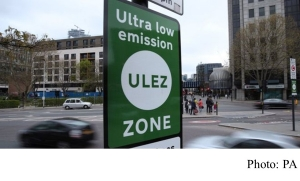 ULEZ: New pollution charge begins in London (BBC - 20190408)