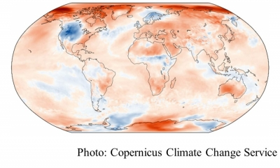 Earth sizzles through October as another month ranks as the warmest on record (The Washington Post - 20191105)