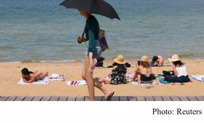 Climate change: Australian summers 'twice as long as winters' (BBC - 20200301)