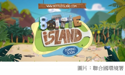 Learn How To Beat Plastic Pollution For World Environment Day With Characters from Bottle Island
