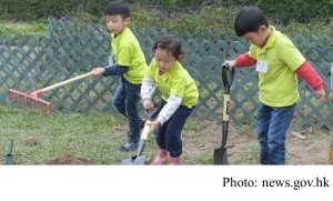 Nurturing bond with nature (news.gov.hk - 20190217)