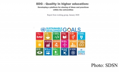 SDG - Quality in higher education: Developing a platform for sharing of ideas and practices within the universities