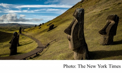 Easter Island Is Eroding (The New York Times - 20180315)
