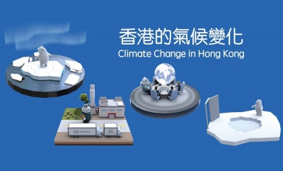 Climate Change in Hong Kong - Rainfall
