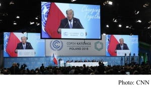 COP24 climate conference: World facing 'greatest threat in thousands of years' (CNN - 20181203)
