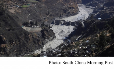 Was climate change to blame for India's glacier flood disaster? (South China Morning Post - 20210209)