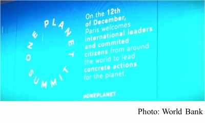 One Planet Summit: Accelerating Climate Action