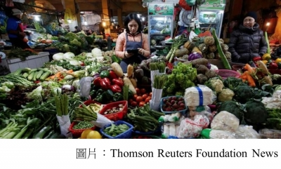 Asia-Pacific chefs chew over ways to slim down food waste (Thomson Reuters Foundation - 20180405)