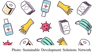 SDSN Public Opinion Survey: Covid-19 Impacts on the SDGs (Sustainable Development Solutions Network - 20200331)