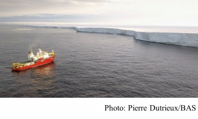 Climate change: West Antarctica's Getz glaciers flowing faster (BBC - 20210224)
