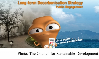 The Council for Sustainable Development submits report on long-term decarbonisation strategy to Government