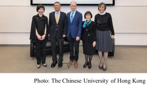 SDSN Hong Kong and CUHK Jockey Club Institute of Ageing Host  Distinguished Lecture by Prof. Sir Michael Marmot on  'Health Equity and Sustainable Development' (CUHK - 20181203)