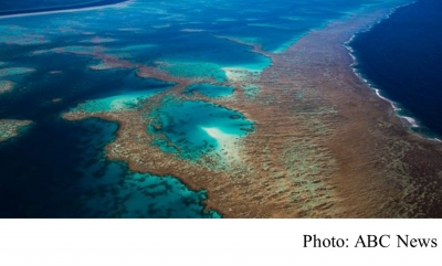 Great Barrier Reef survived five climate change 'death events' but may not bounce back this time (ABC News - 20180529)