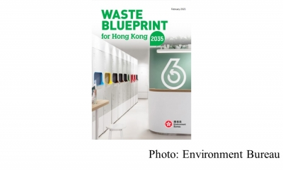 Waste Blueprint for Hong Kong 2035