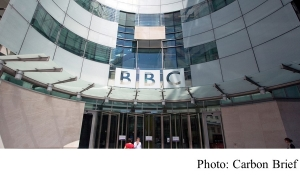 BBC issues internal guidance on how to report climate change (Carbon Brief - 20180907)