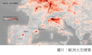 New Data Show Air Pollution Drop Around 50 Percent In Some Cities During Coronavirus Lockdown (Forbes - 20200416)