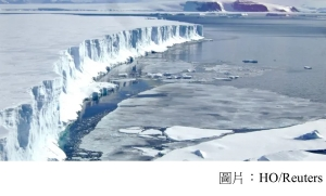 Global warming is melting Antarctic ice from below (衛報 - 20180509)