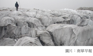 China's melting glaciers are a 'wake-up call for the world', Greenpeace says (南華早報 - 20181120)