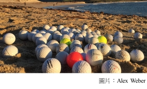 A teen scientist helped me discover tons of golf balls polluting the ocean (The Conversation - 20190119)