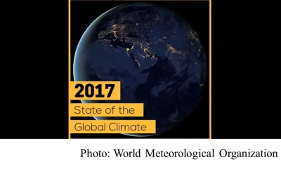 2017 State of the Global Climate