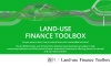 Land-use Finance Toolbox