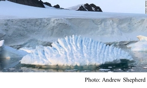 Instability spreading in West Antarctic ice sheet (CNN - 20190516)