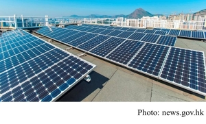 Solar energy scheme launched (news.gov.hk - 20190308)